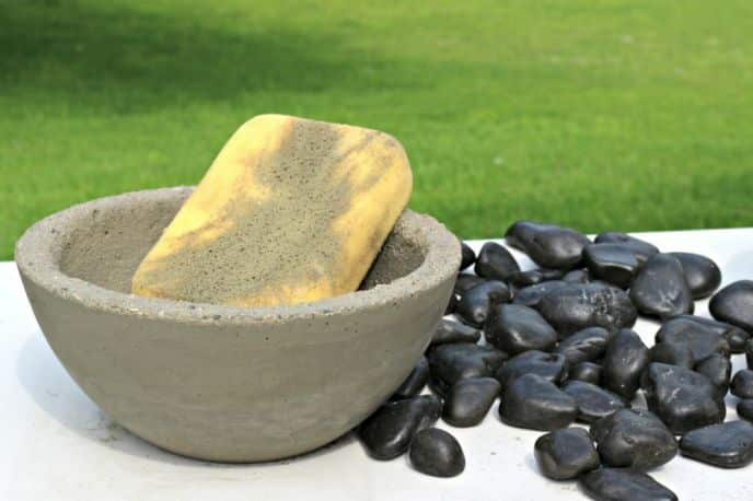 Concrete Fire Bowl How To Instructions