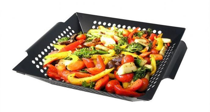 BBQ Grill Basket for Vegetables