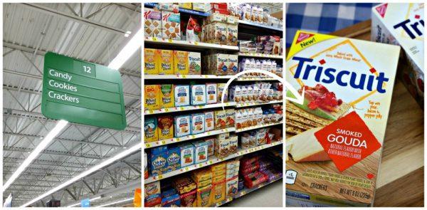 Walmart Smoked Gouda TRISCUIT Crackers