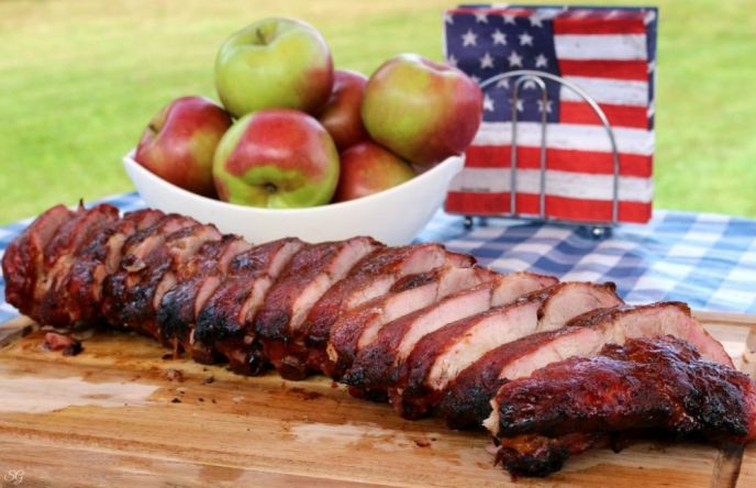 recipe: bbq ribs apple juice [9]