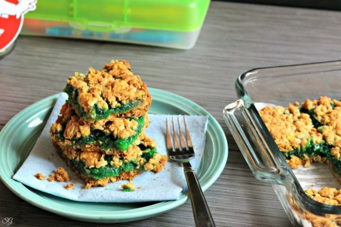 Frosted Flakes Recipe for Cookie Crumb Bars