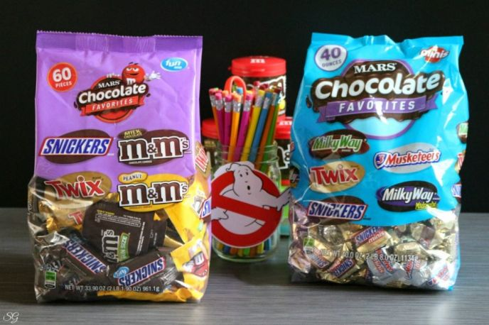MARS FUN SIZE and MINIS Candies