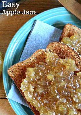 Easy Apple Jam Recipe