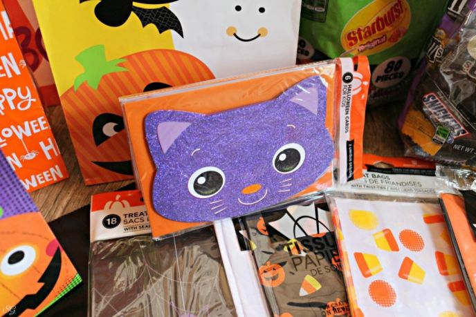American Greetings Halloween Boo Kit Materials
