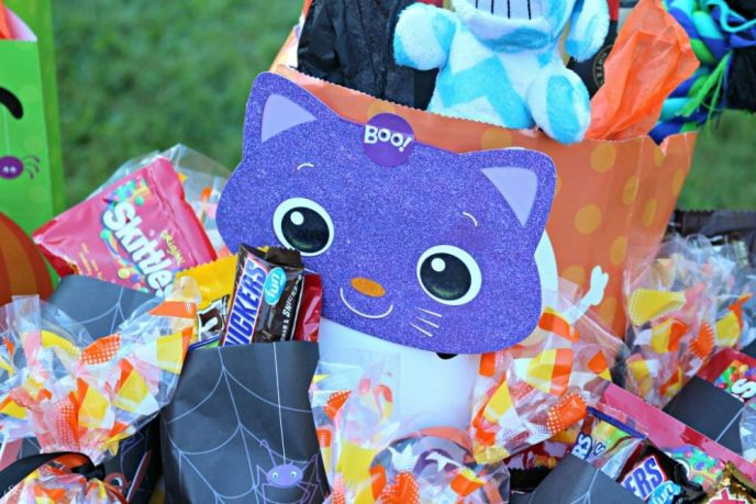 Halloween BOO Kit with Candy and Treats