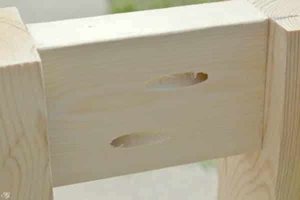 Building a DIY Rustic Bench
