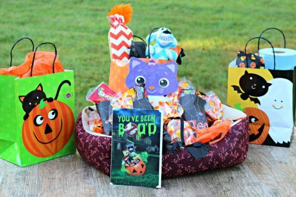 Animal Shelter Halloween BOO Kit Gift