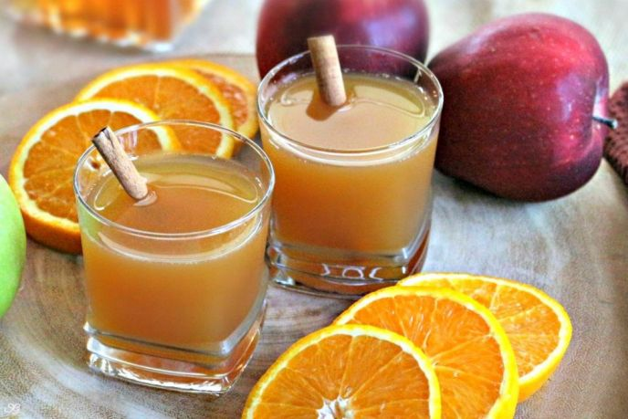 Hard Apple Cider with Whiskey Recipe
