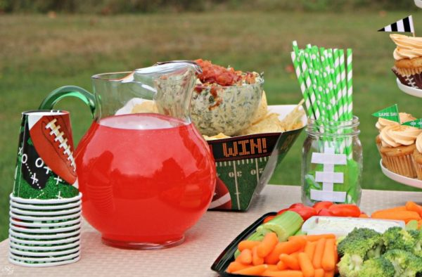 Punch for a Football Party