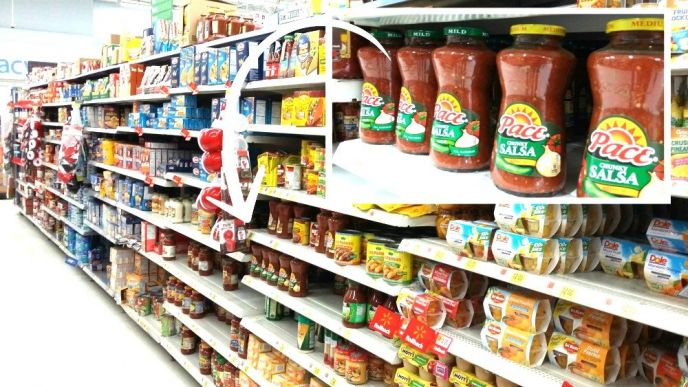 Pace Chunky Salsa at Walmart