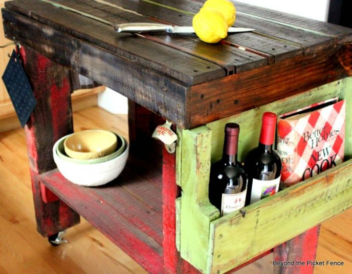 Diy kitchen island cart kitchen island carts on wheels diy cart diy kitchen island cart diy pallet wood kitchen island cart diy o solutioingenieria Gallery