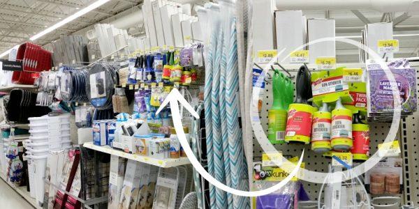 Scotch Brite 50% Stickier Lint Rollers at Walmart