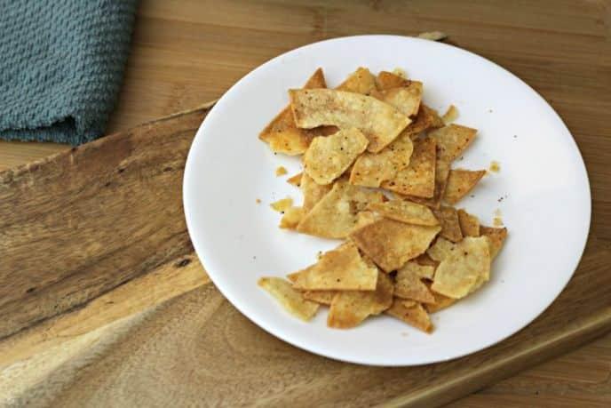 Chicken Chilaquiles Recipe