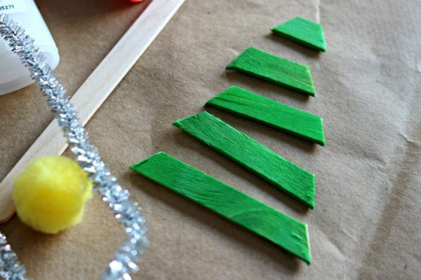 DIY Christmas Tree Ornament Instructions