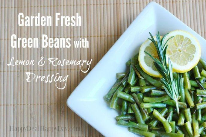 Christmas Green Bean Recip