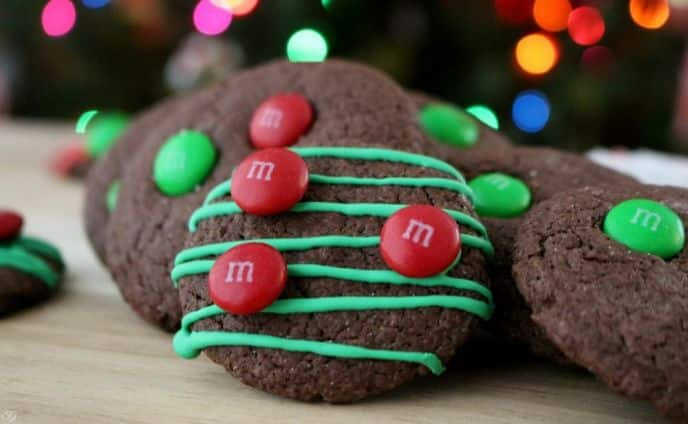 mms-chocolate-peppermint-cake-mix-cookies