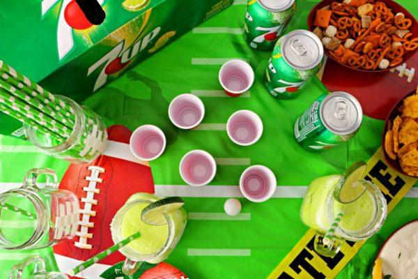 7UP Football Party Recipes