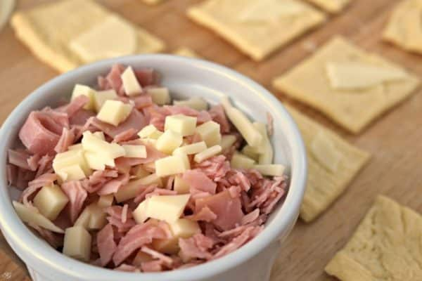 Ham and Cheese Dippers Recipe