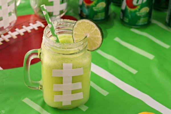 7UP Game Day Margaritas