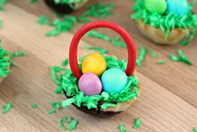 Starburst Easter Basket Handles