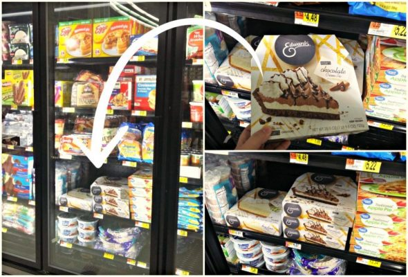 Edwards Hershey Creme Pie and Key Lime Pie at Walmart