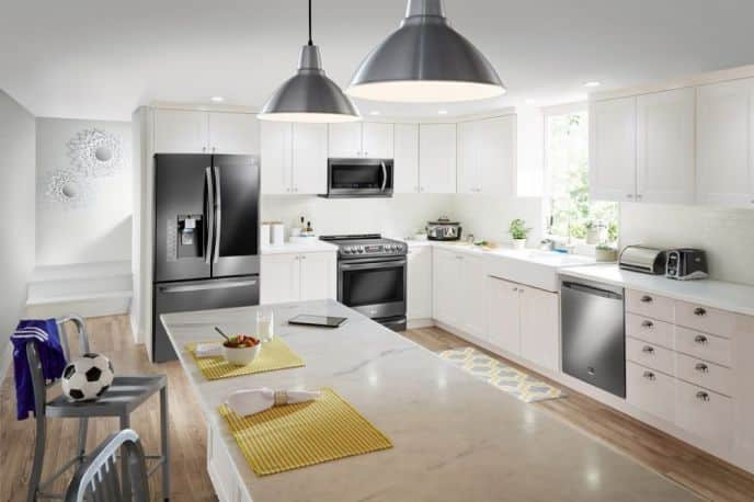 LG Appliances On Sale at Best Buy! Remodel your kitchen and show off your new LG appliances. They'll take your kitchen to a whole new level! @BestBuy