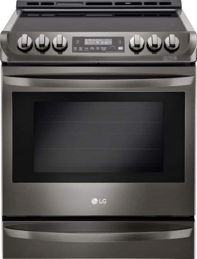 LG Kitchen Stove