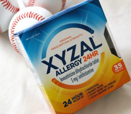 XYZAL 24HR Allergy Medication
