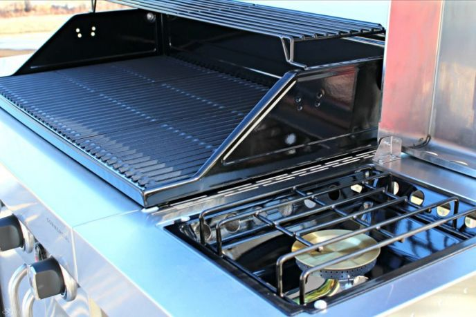 Char-Broil Commercial Grill Surface