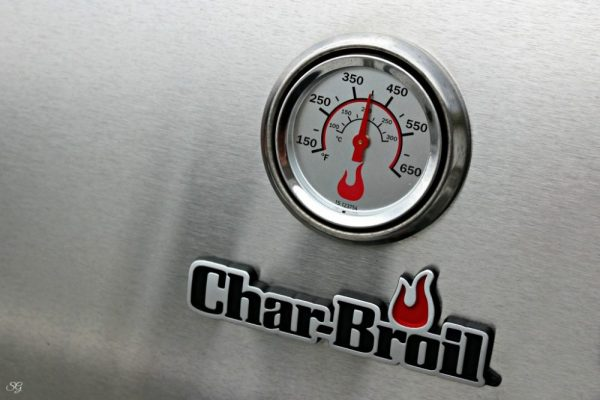 Char-Broil Grill Thermometer