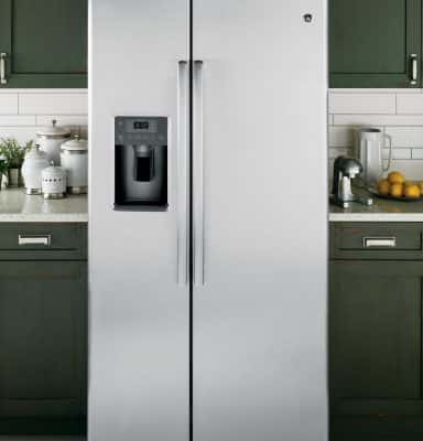 GE Refrigerator at Best Buy