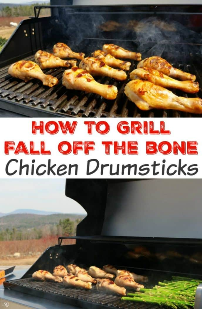 How long to grill chicken legs? Best internal temp of chicken drumsticks? Great questions. Check out this easy tutorial for your chicken drumsticks answers!  #chicken #drumsticks #grill #bbq #grilling #cooking #bbqing #barbecue #grilled #grills #chickenlegs #chickendrumsticks #recipe #easyrecipe #yum #nomnom #outdoorcooking