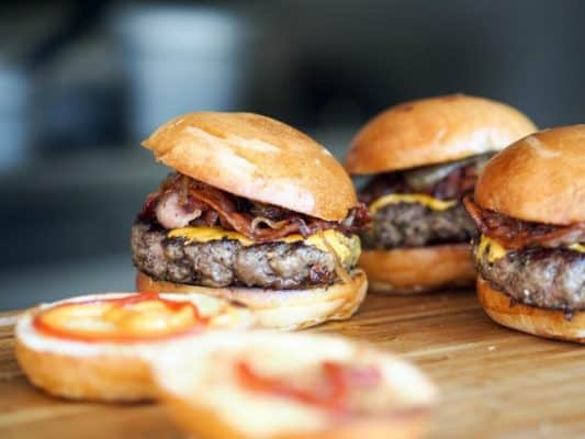 Grilling tips for grilling hamburgers and other BBQ foods