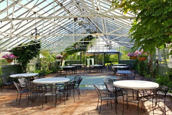 Italian Farmhouse Greenhouse Wedding Venue Plymouth, NH