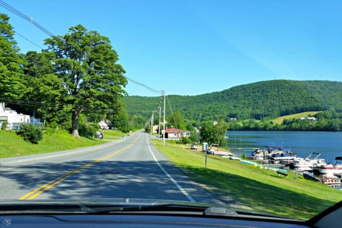 Summer Road Trip Mascoma Lake Enfield