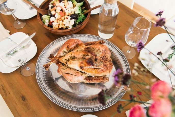Potluck Thanksgiving Ideas