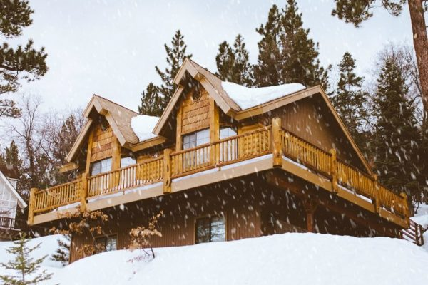 How to Winterize Your Home! Prepare your home for winter and save on your heating bill with these tips.