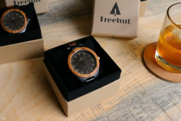 Treehut wooden watches. Perfect for groomsmen gifts.