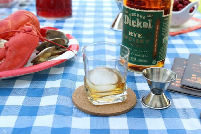 Whiskey Rock Lobster Cocktail Recipe
