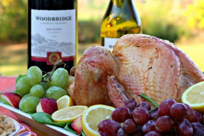 How to grill a turkey. An easy recipe for grilling your Thanksgiving turkey