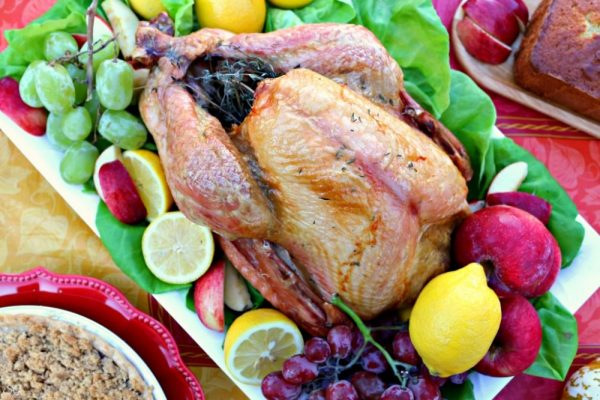 Grilled Turkey. Learn how to grill a turkey on the BBQ