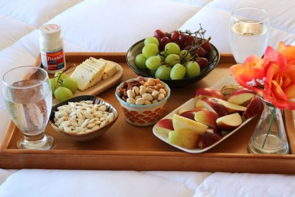 Healthy Bedtime Snack Options