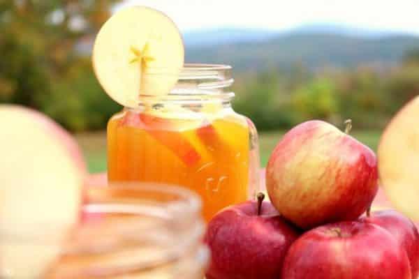 Hot Sparkling Apple Cider Recipe