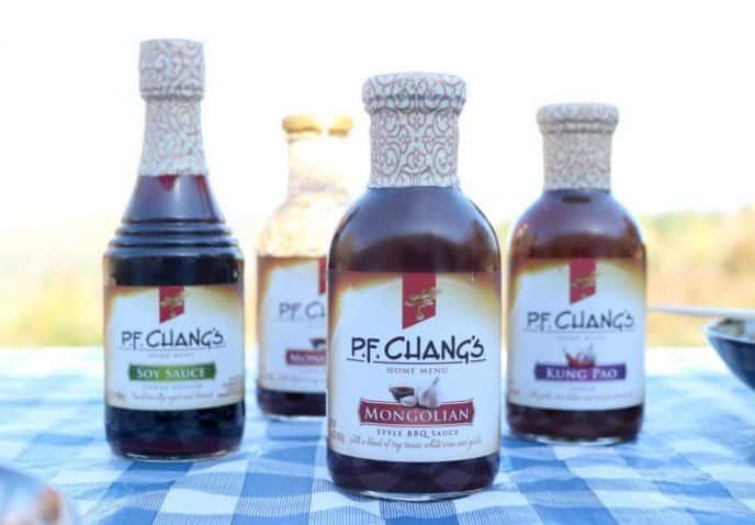 PF Chang's BBQ Sauce