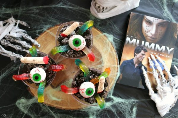 The Mummy Movie and Jello Dessert