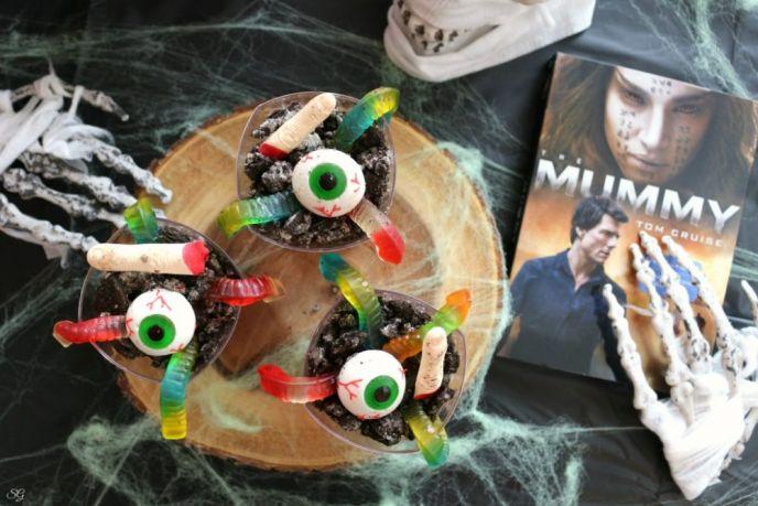 The Mummy Movie and Jello Dessert