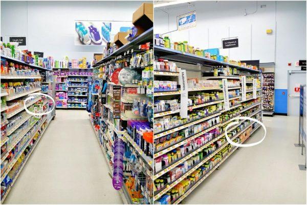 Emergen-C at Walmart