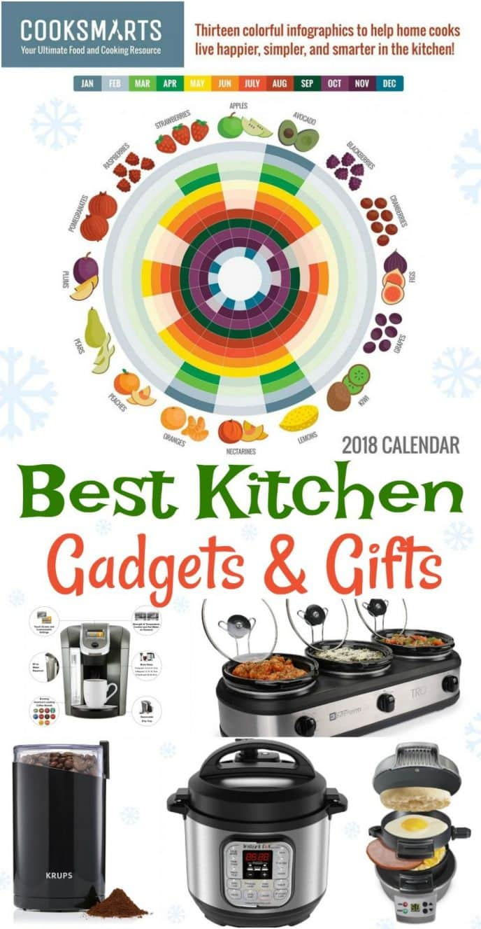 Kitchen Christmas Gifts and Gadgets