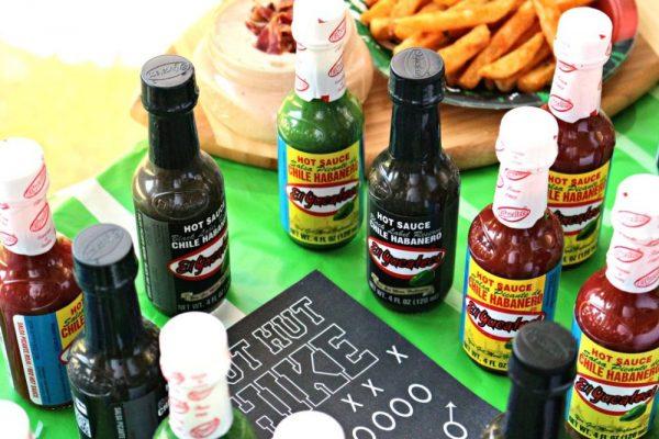 El Yucteco Black Label Reserve Fry Sauce