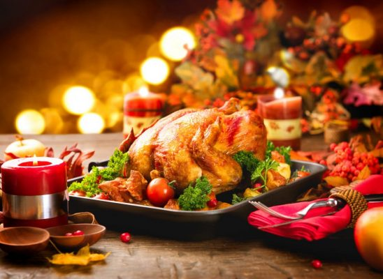 Thanksgiving dinner pot luck ideas